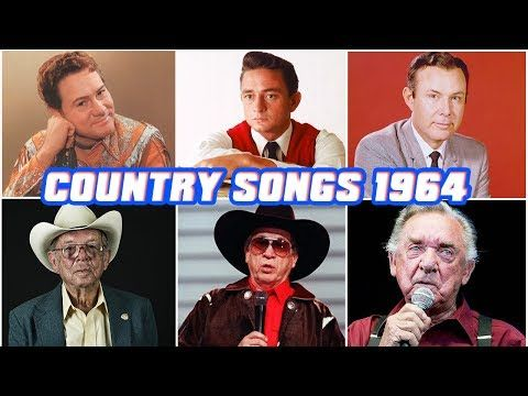 Best Country Songs 1964ღ♫ Greatest Country Songs of The 60s♪ღ♫Country Music 60s Hits - YouTube