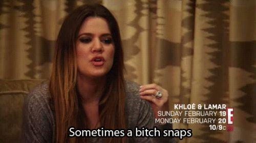 The Best Khloe Kardashian GIFs