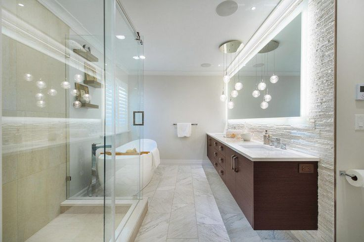 25 best ideas about backlit bathroom mirror on pinterest for Miroir lumineux