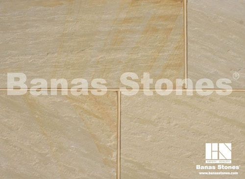 Banas Bronte is a hardwearing quartzite sandstone with a proven record of durability for exterior use in any climate. Available at Lanes Landscaping 3500 Mavis Rd, Mississauga, ON L5C 1T8