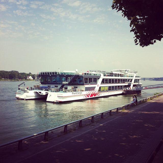 """Fanta 4 vom Rheinschiff aus - Ein """"Elternabend"""" mit Konzert der besonderen Art #Rheinschiff #Mainz #KD"""