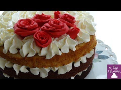 Tarta de tres chocolates :: Receta fácil paso a paso :: Repostería - YouTube