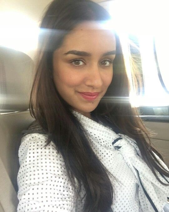 Shraddha Kapoor ready for the first day promotion of movie Baaghi #instagram