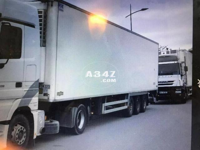 للبيع برادة شيرو مع مبرد ثيرموكينج Trucks Vehicles