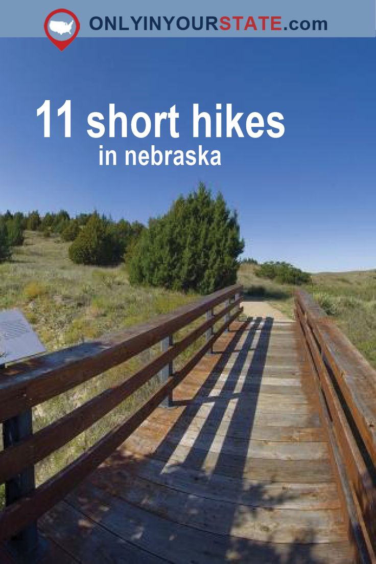Travel | Nebraska | Adventure | Attractions | Activities | Things To Do | Places To Go | Hiking | Easy Hikes | Trails | Fitness