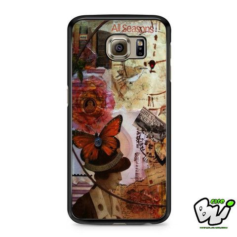 Antique Altered Samsung Galaxy S7 Edge Case