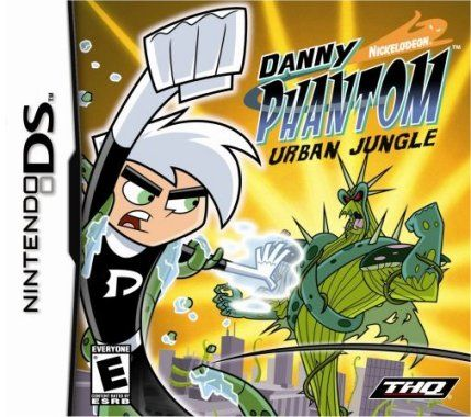 Danny Phantom Urban Jungle: A powerful new eco-ghost has turned Amity Park into a real urban… #UKOnlineShopping #UKShopping #Shopping