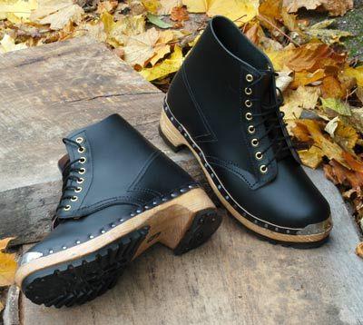 Farmers Style Clog -- Walkley Clogs