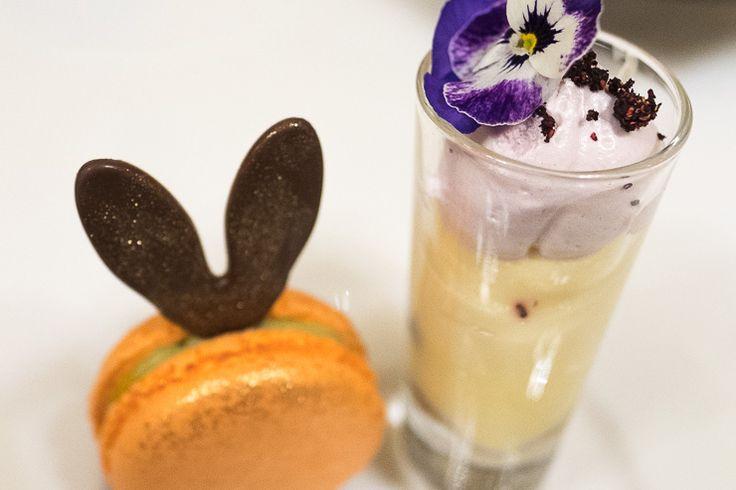 Easter tea at Cafe Royal, London