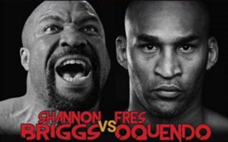 Shannon Briggs vs Fres Oquendo: Bigger than we think?Are you excited about the June 3 WBA 'Regular' heavyweight title match between Shannon Briggs and Fres Oquendo? Probably not. Briggs vs Oquendo isn't an easy sell despite the former's accomplishments years ago and his high-profile antics since 2104. Neither fighter has participated in a high-stakes heavyweight showdown in years and both are believed to be past their primes. As a result, there's little, if any, media interest.