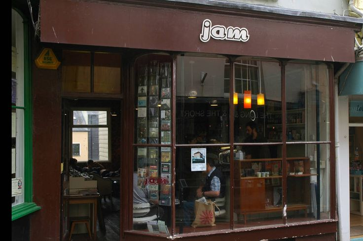 Jam Records in Falmouth Cornwall - A cool, independent music shop selling vinyl records