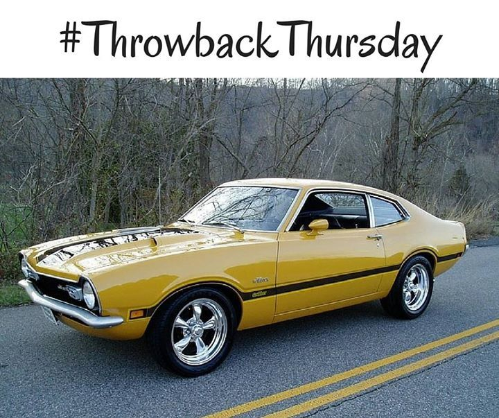 Phil Fitts Ford >> Some things never go out of style! #Ford #Maverick #TBT ...