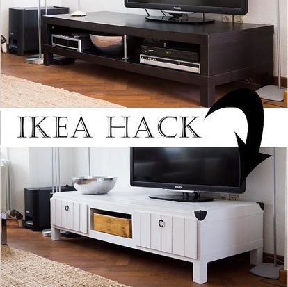 The 25+ best Tv stand makeover ideas on Pinterest | Refurbished ...