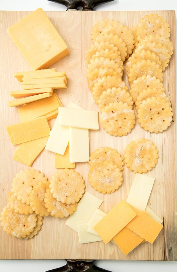 Light, buttery and salty, these gluten free crackers taste just like Nabisco Ritz—but they're gluten free!