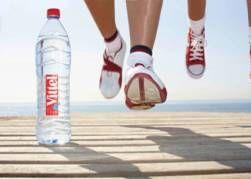 Water for sporty #vitality #vittel
