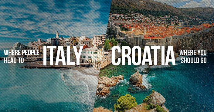 Set the Trend! Pick these 15 Best Alternatives to Popular European Destinations
