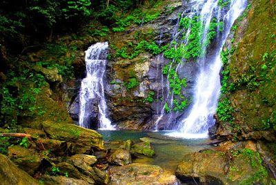 Capturing the beauty of Puerto Galera, Tamaraw Falls, the hidden river of Infinity Farm of Baco Mindoro.