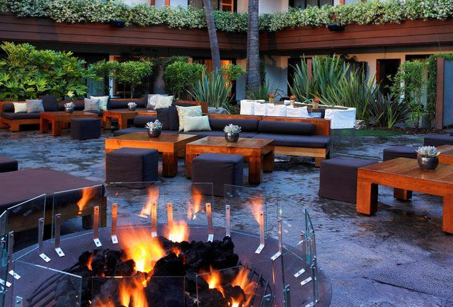 Patio Power Rank The 7 Best Outdoor Bars In La Gardens
