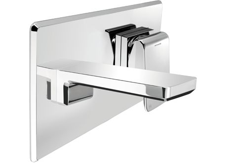 Wall Mounted Single Lever Mixer