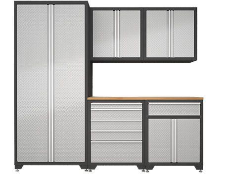 NewAgeProducts.com   Diamond Plate Pro Series | Diamond Steel Plate Cabinets  | Diamond Metal
