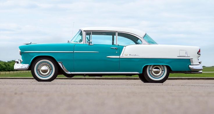 1955 CHEVROLET BEL-AIR                                                                                                                                                                                 More