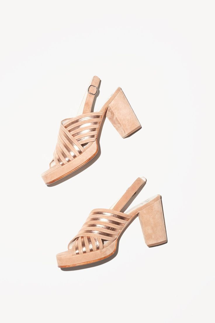 cheap sale wiki buy cheap classic No.6 Lola Platform Sandals w/ Tags really best place cheap online 5GvQQDMf2Y