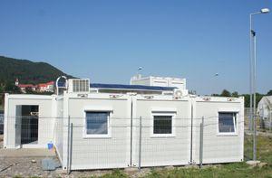 Organizari santier din containere, producem, comercializam si asiguram date tehnice complete pentru organizari santier din containere, asiguram transport.