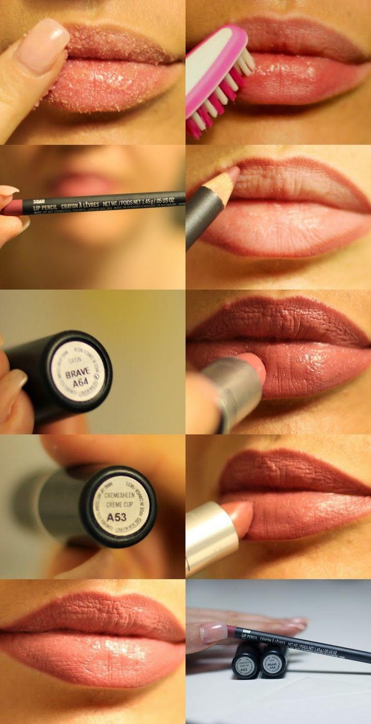 Kayashionista: Big lips like Kylie Jenner! Kylie Jenner Lips tutorial