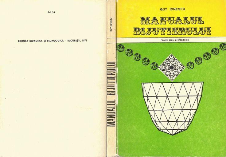 Manualul bijutierului | Scribd