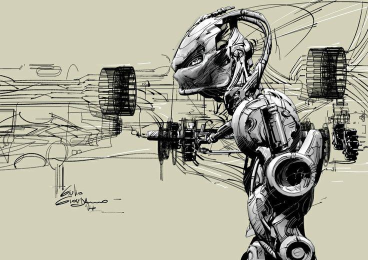 New fibra 05 - Digital Art - ©2014 - Giulio Giordano.