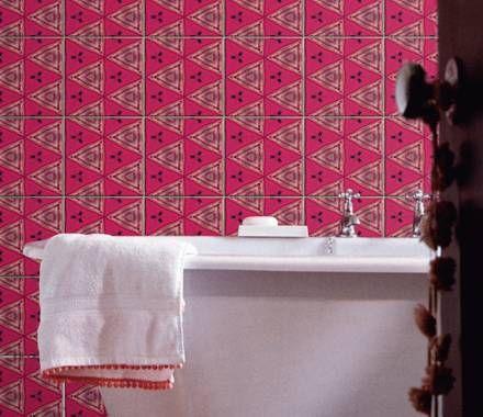 Portugese tiles bathroom