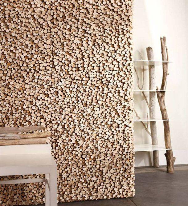 Zijn gewone tegels te saai voor jou? Kijk dan eens naar deze houten ...