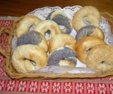 Homemade Bagels Must give it a go! Wonder if fruit will go well with them??