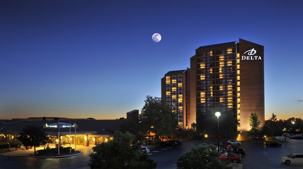 Delta Meadowvale Hotel and Conference Centre in Mississauga, ON