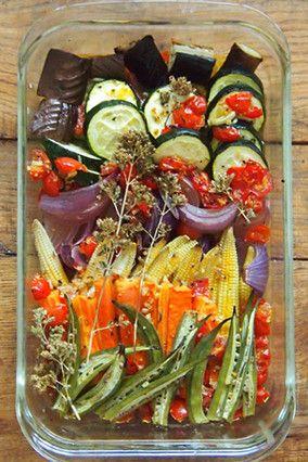 豊菜JIKAN_夏野菜のグリル。|レシピブログ