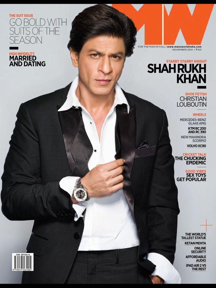 Man's World mag November 2014
