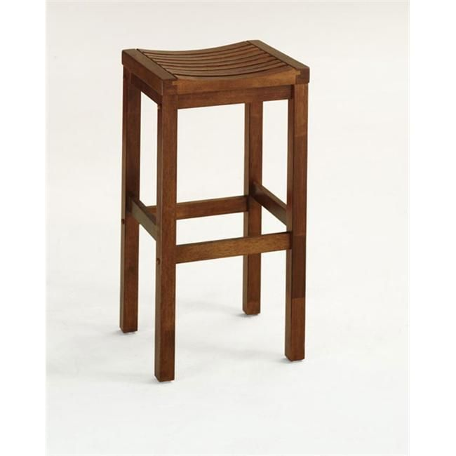 Home Styles 24 inch Bar Stool- Cottage