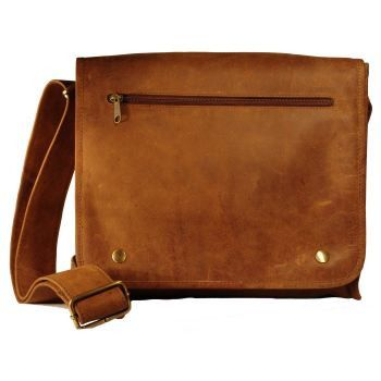 Adrian Kliss - Amazing leather bag! This bag would look great with a personalized engraving.