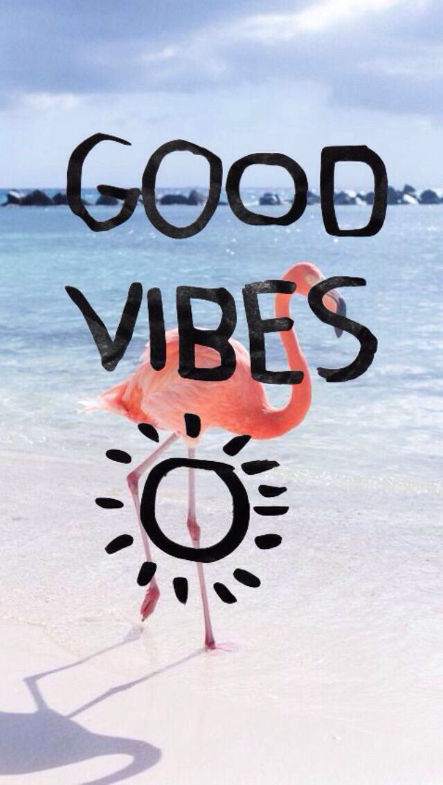 Iphone wallpaper - beach good vibes