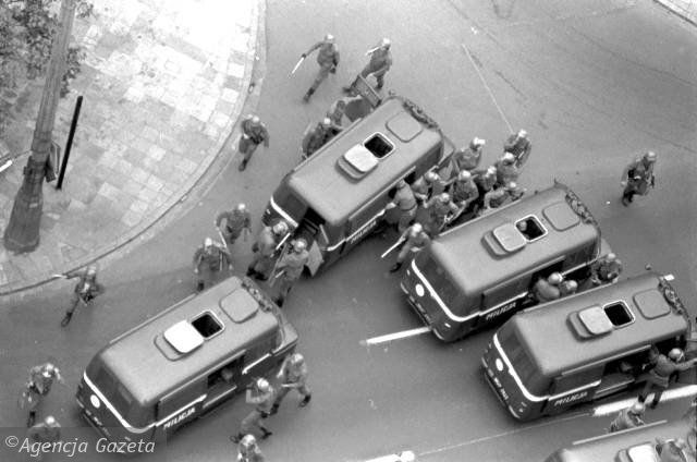 Poland Martial Law 1981
