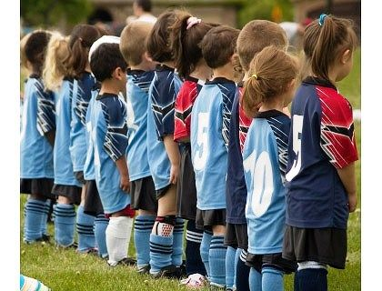 Fantastic fun, these simple soccer drills for kids and U6 soccer drills are for your team just starting out and wanting to learn how to play soccer.