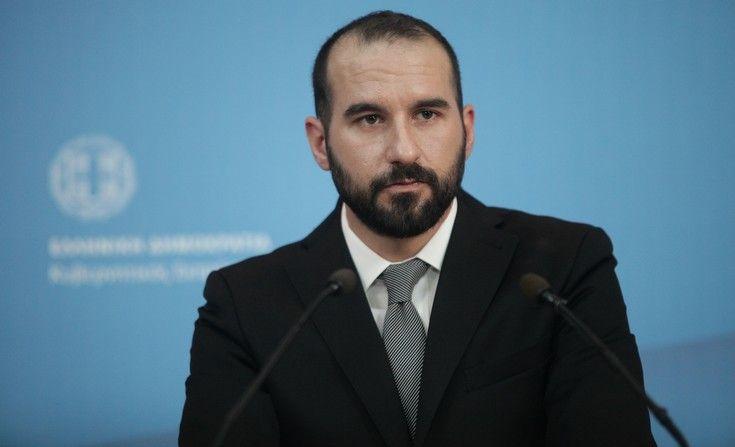 «Παράλογη» χαρακτηρίζει την απαίτηση του Διεθνούς Νομισματικού Ταμείου για τα μέτρα το 2018 ο υπουργός Επικρατείας και Κυβερνητικός Εκπρόσωπος Δημήτρης Τζανακόπουλος μιλώντας στην εφημερίδα Kontra …