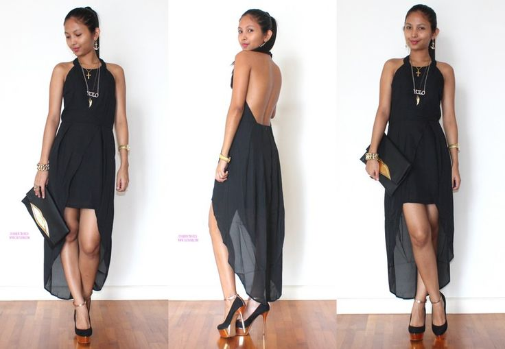 #OOTD: Twenty3 Mullet Dress - Fashion Travels more here: www.tauyanm.com #fashion #beauty #lookbook #diy #outfit #fitness