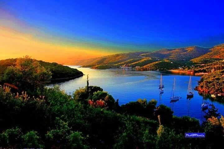 Sivota, Thesprotia, Greece