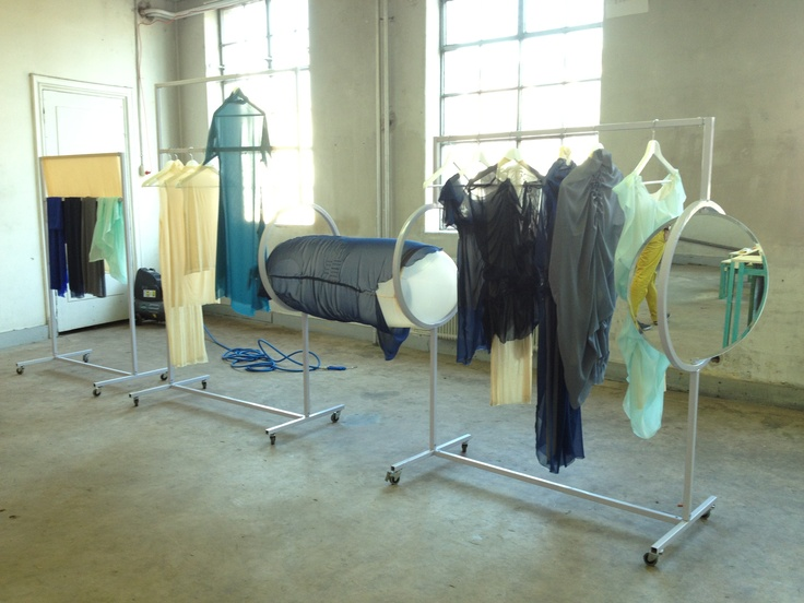 the making of clothing