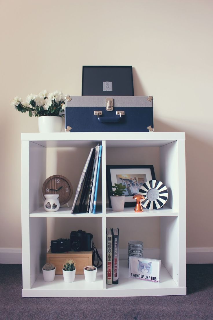 Ikea KALLAX Record Player Stand                              …