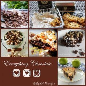 Chocolate Recipes! Celebrating International Chocolate Day at Daily Dish Magazine  #chocolate #chocolaterecipes