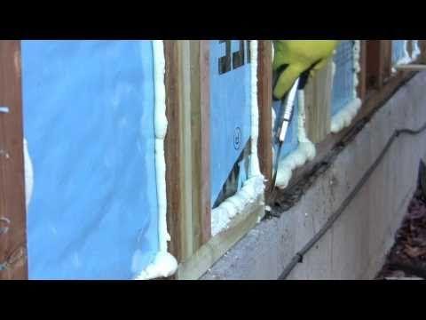 25 b sta spray foam id erna p pinterest for Alternatives to spray foam insulation