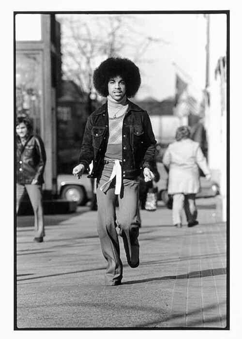 Prince 1976 Prince Rogers Nelson Old Prince Young Prince