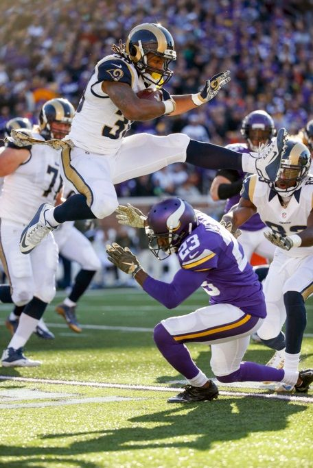 St. Louis Rams RB Todd Gurley
